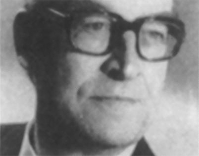 Pastor <b>Edwin Brandt</b> übernimmt die Nachfolge von Prof. - 1964-1975-wannsee-direktor-edwin-brandt